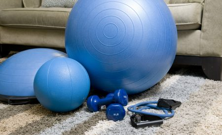 Staying Motivated Home Workouts